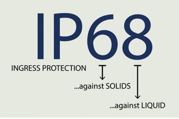 Tiêu chuẩn IP 68 là gì