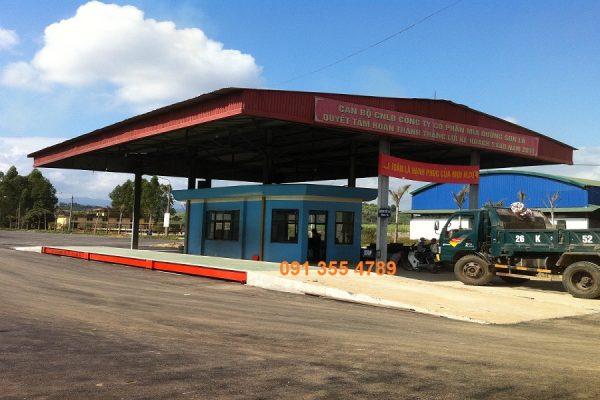 Bảng giá cân ô tô – Trạm cân xe tải điện tử